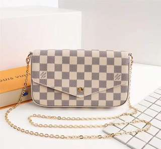 LV Pochette Felicie 3in1 *Authentic Quality