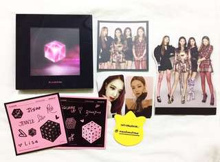 [READY STOCK] BlackPink Square Up Album