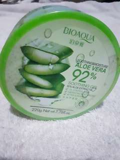 Bioaqua 92% aloevera soothing gel