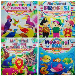 Buku anak murah