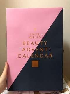 Jack wills calendar