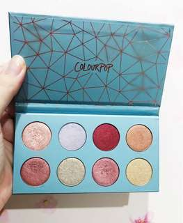 COLOURPOP PALETTE (Semi Precious)