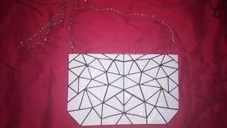 Clutch bag sling bag