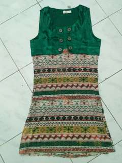 Dress mini Kalea