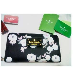 AUTHENTIC QUALITY KATE SPADE LONG WALLET