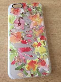 Casetify 押花紋 iPhone 6 6s Case 手機殼 硬殻
