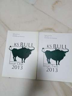 Raffles Institution KS Bull