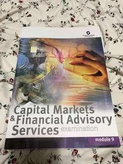 🚚 Capital Markets & Financial Advisory Services Module 9