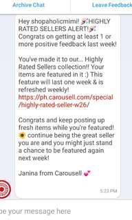 HIGHLY RATED SELLER ❤