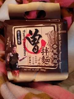 台灣曾拌面 香蔥味