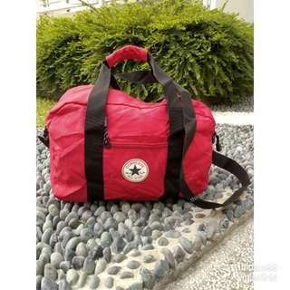 Authentic converse travel bag