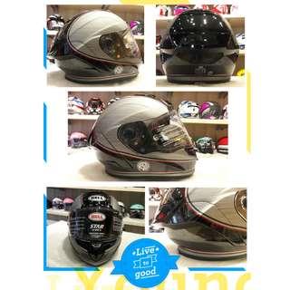 [XNK79鑫騁部品-二手寄賣] 美國 Bell Race Star RSD Chief Helmet 碳纖維全罩安全帽