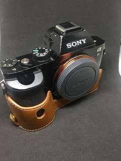 Sony a7s [MARK i] + Canon 50mm F1.8