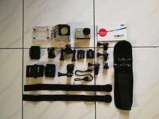Sj5000+ Wifi Action camera