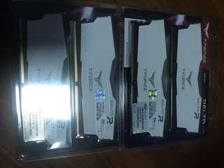 T-Force DDR4 Delta 2666MHz RGB 2x8GB