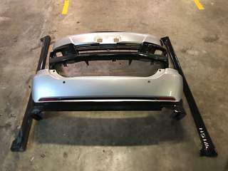 Toyota Wish Aerosport Bodykit