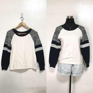 Oversized Light Beige Pullover Sweater