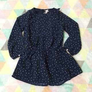NEXT Blue Stars Dress