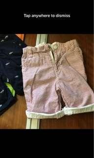 Zara Premium Cowo Boys Short (6thn) 4thn