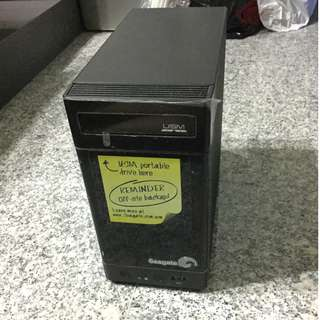 Seagate Business Storage NAS 6TB