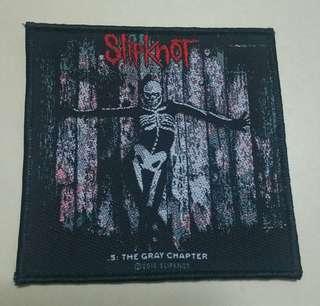 Slipknot Patches (9.8cm × 9.8cm)
