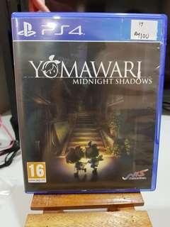 (PS4 games) Yomawari: Midnight Shadows 深夜廻