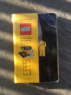 LEGO LIMITED EDITION - Moleskine Notebook