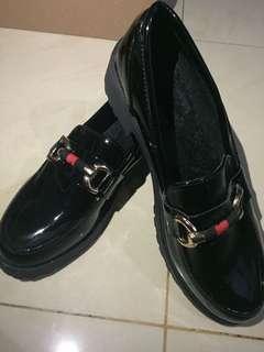 Shiny British Shoes