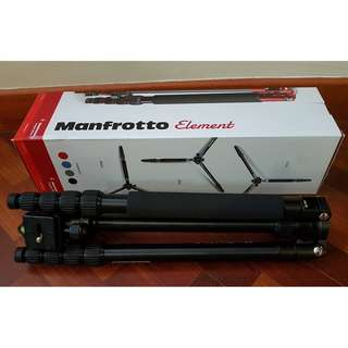 Manfrotto Element Big Aluminium Traveler Tripod