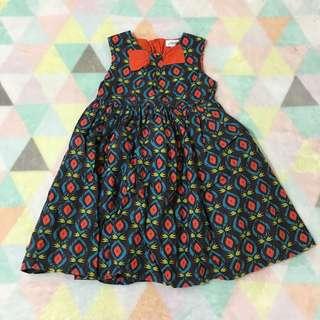 BOOTS UK Pattern Dress