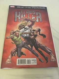 Claws of a killer 1 Variant