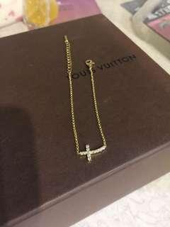 🚚 十字架釀鑽手鍊
