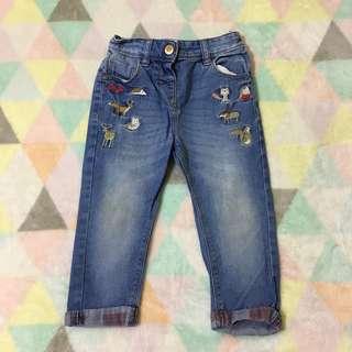NEXT Woodland Jeans