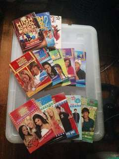 High School Musical novel collection (TAKE-ALL)
