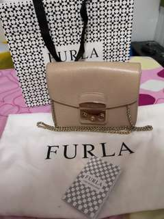 furla metropolis mini crossbag