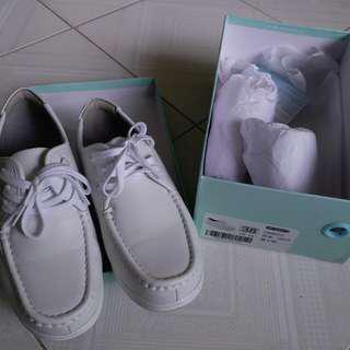 Dr kong 護士鞋 白色鞋 姑娘鞋 診所 美容