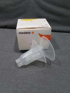 Medela breast shields (size 36mm)