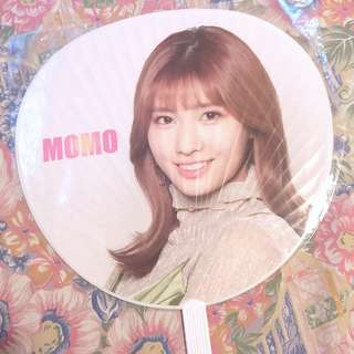 twice japan debut showcase momo fan