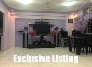 Rare Blk 320 Tampines St 33 For Sales