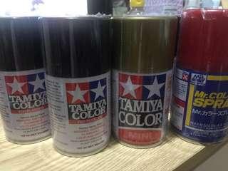 TAMIYA COLOR 多色 new