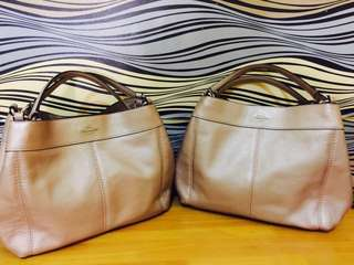 COACH SMAL LEXY ROSE GOLD