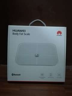 Brand New Huawei Body Fat Scale (Sealed)