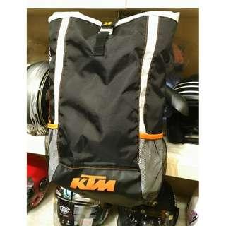 [XNK79鑫騁部品-二手寄賣]  KTM 超大容量 防水 騎士 帆布 背包