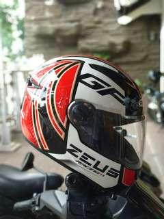 Helm Full Face Zeus Mulus