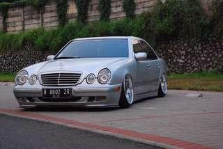 Wts Mercedes Benz e240 W210