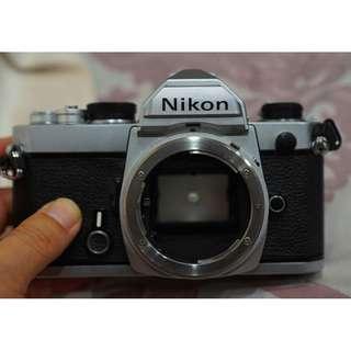 品相95成新 Nikon FM (Fm2 F3 F2 F4)