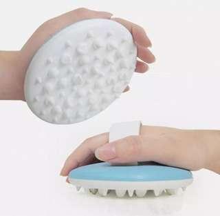 BNIP Handheld Full Body Bath Massager (Yellow)