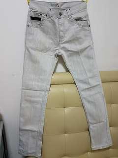 Marcus Gray Denim Pants