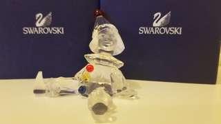 Swarovski 水晶擺設 - 小丑孩子