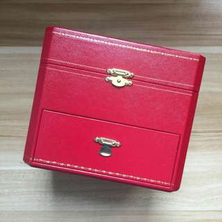 100% real Cartier絕版錶盒飾物盒